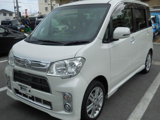沖縄県の中古車ならタントエグゼ カスタムRS 本土車