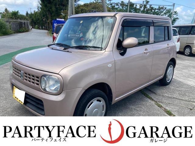沖縄県の中古車ならアルトラパン G ユーザー買取車