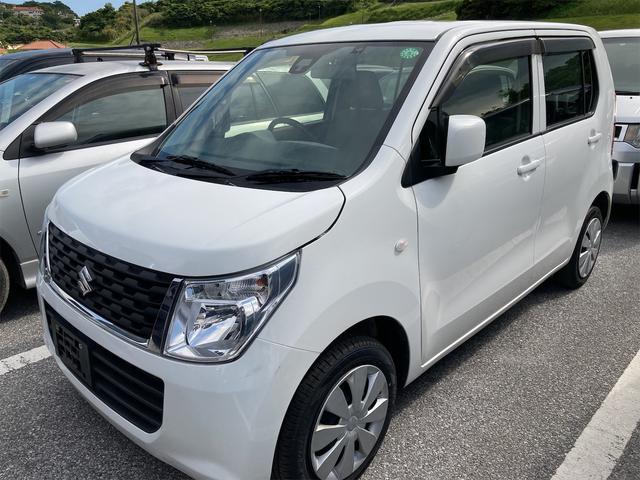 沖縄県の中古車ならワゴンR FX 本土車