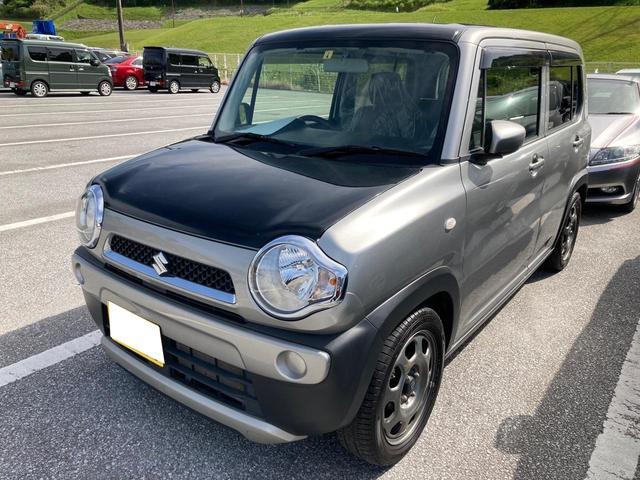 沖縄県中頭郡中城村の中古車ならハスラー G マニュアル5速 社外ナビTV Bluetooth対応 シートヒーター アイドリングストップ機能搭載