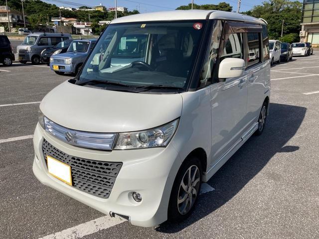 沖縄県の中古車ならパレットSW XS ユーザー買取車 バックカメラ