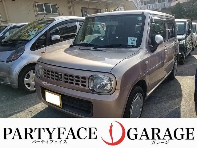 沖縄県の中古車ならアルトラパン G 純正オーディオ スマートキー プッシュスタート アイドリングストップ機能搭載
