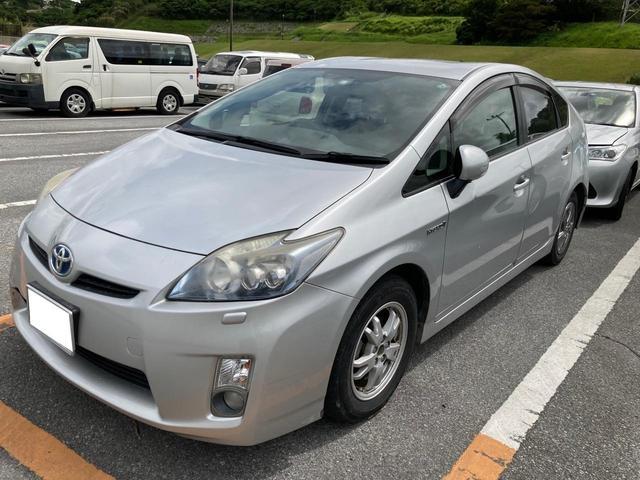 沖縄県中頭郡中城村の中古車ならプリウス G LEDエディション 純正ナビTV Bluetooth対応 ETC車載器 バックカメラ