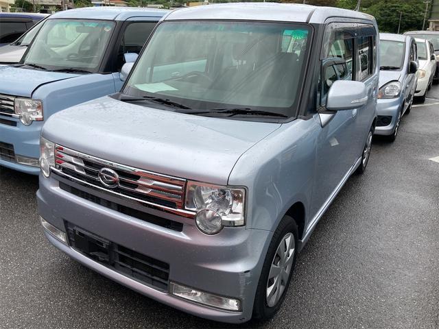 沖縄県の中古車ならムーヴコンテ カスタム X 本土車 ドラレコ