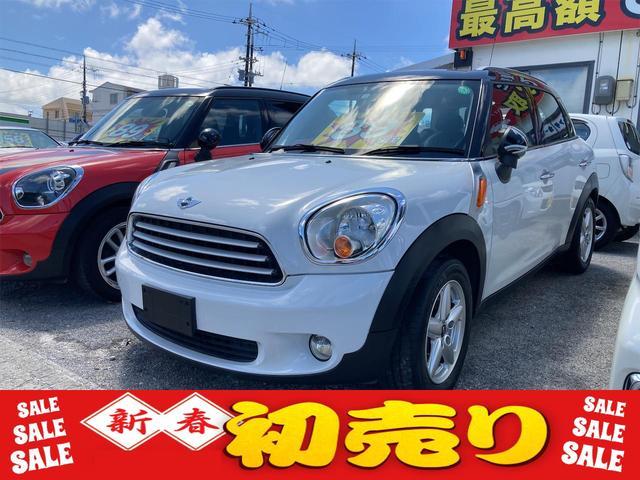 沖縄県の中古車ならMINI クーパー クロスオーバー