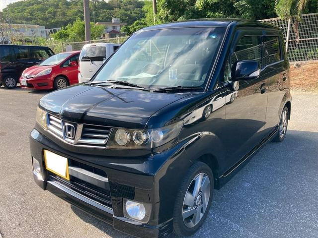 沖縄県の中古車ならゼストスパーク W