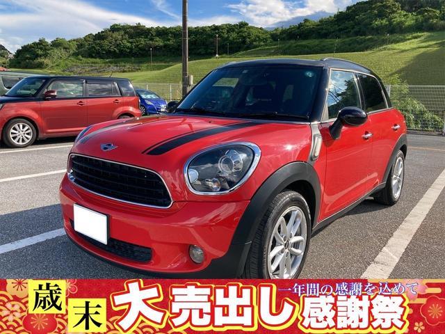 沖縄県の中古車ならMINI クーパー クロスオーバー ストラーダTVナビ ETC車載器 純正アルミホイール HIDヘッドライト