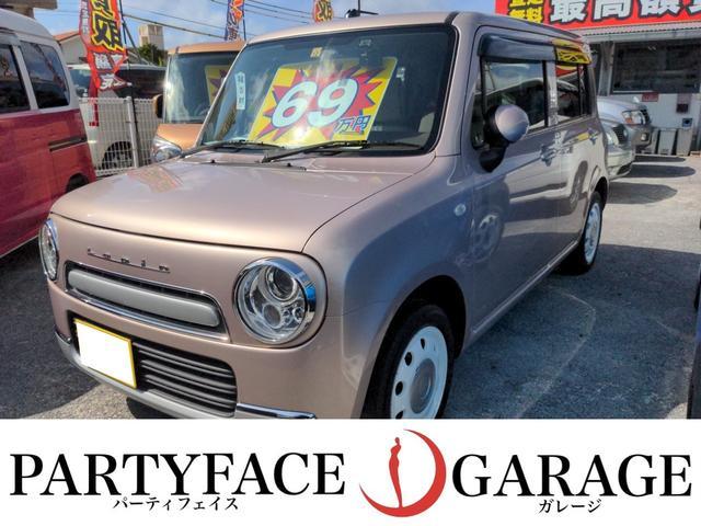沖縄県の中古車ならアルトラパンショコラ G ドライブレコーダー 電格ミラー プッシュスタート