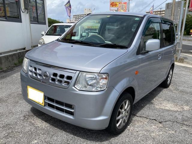 沖縄県那覇市の中古車ならオッティ S アウトレット 現状販売 レンタカーアップ