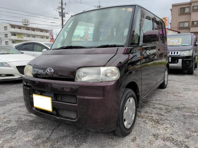 沖縄県の中古車ならタント  ユーザー買取車 ナビ TV