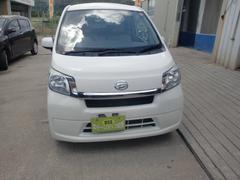 沖縄の中古車 ダイハツ ムーヴ 車両価格 33万円 リ済込 平成25年 12.5万K ホワイト