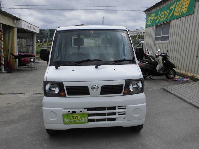 沖縄県中頭郡西原町の中古車ならクリッパートラック  4WD