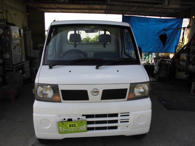 沖縄県の中古車ならクリッパートラック  4WD
