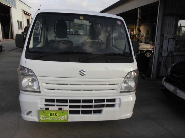 沖縄県中頭郡西原町の中古車ならキャリイトラック  4WD
