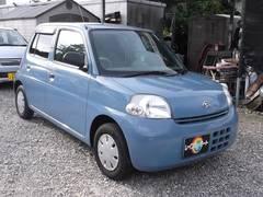 沖縄の中古車 ダイハツ エッセ 車両価格 19万円 リ済込 平成19年 9.4万K ブルー
