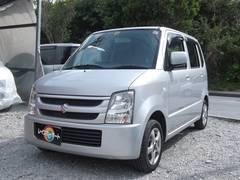 沖縄の中古車 スズキ ワゴンR 車両価格 19万円 リ済込 平成18年 11.0万K シルバー