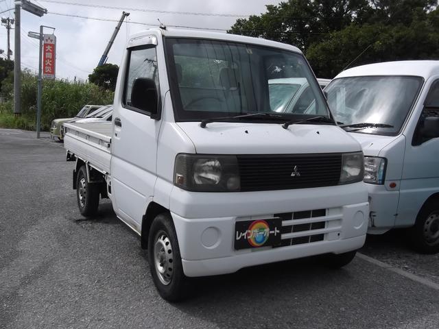 沖縄県中頭郡西原町の中古車ならミニキャブトラック