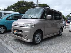 沖縄の中古車 ダイハツ タント 車両価格 20万円 リ済別 平成16年 7.5万K ピンクM