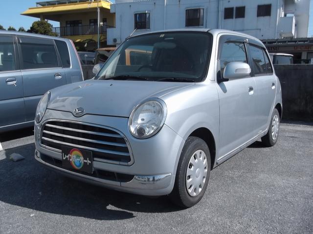 沖縄県の中古車ならミラジーノ X