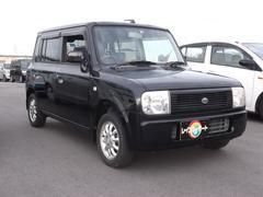 沖縄の中古車 スズキ アルトラパン 車両価格 21万円 リ済込 平成17年 8.6万K ブラック