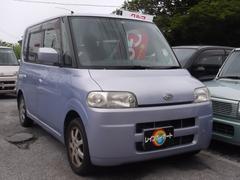 沖縄の中古車 ダイハツ タント 車両価格 18万円 リ済込 平成17年 9.5万K パープル