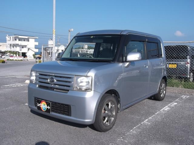 沖縄の中古車 ダイハツ ムーヴコンテ 車両価格 19万円 リ済込 平成21年 14.0万km ライトシルバー