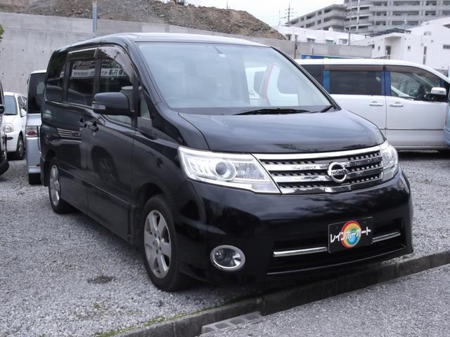 沖縄県の中古車ならセレナ ハイウェイスター Vセレクション