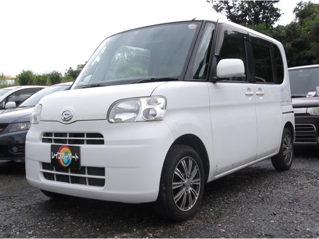 沖縄県の中古車ならタント スライドドア新品バッテリー 新品ワイパー 新品タイヤ4本