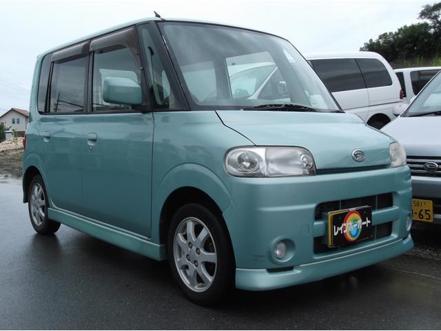 沖縄県の中古車ならタント Lドラレコプレゼント