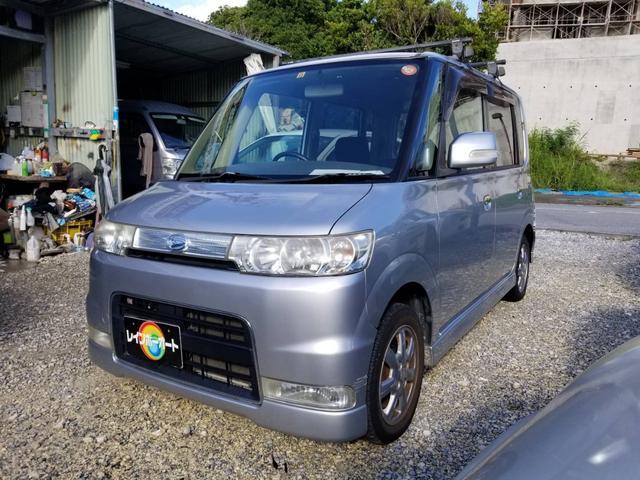 沖縄県の中古車ならタント カスタムL