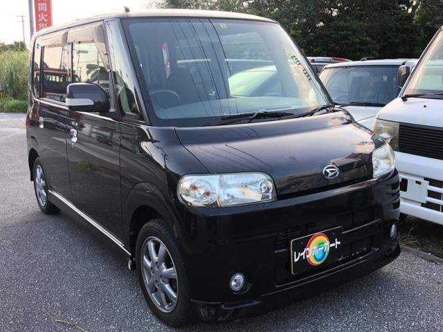 沖縄県の中古車ならタント VS