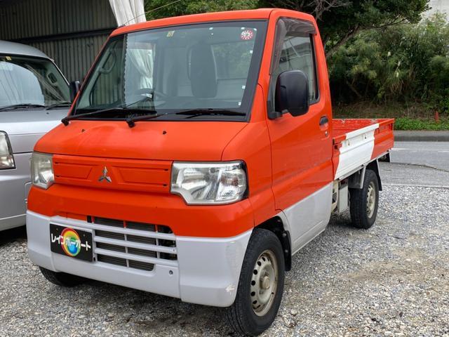 沖縄県の中古車ならミニキャブトラック  LPG
