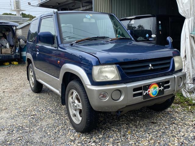 沖縄県の中古車ならパジェロミニ  4WD