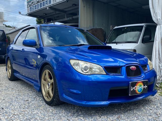 沖縄県の中古車ならインプレッサスポーツワゴン WRX WRX(5名)