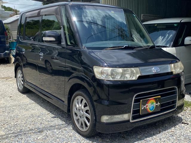 沖縄県糸満市の中古車ならタント カスタムRS