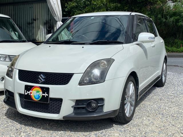 沖縄県の中古車ならスイフト スポーツ 5MT