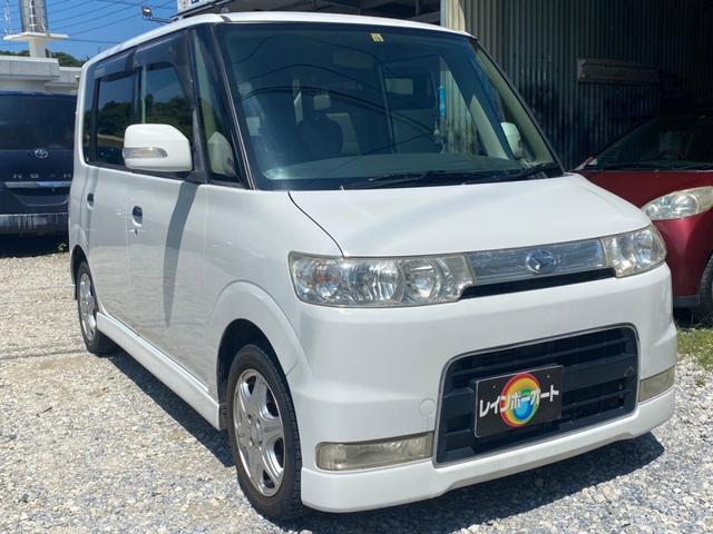 沖縄県うるま市の中古車ならタント カスタムRS ターボ