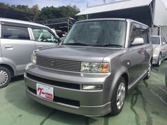 沖縄の中古車 トヨタ bB 車両価格 20万円 リ済込 平成17年 14.0万K シルバー
