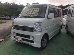 沖縄の中古車 スズキ エブリイワゴン 車両価格 42万円 リ済込 平成18年 走不明 ホワイト