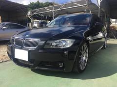 沖縄の中古車 BMW BMW 車両価格 75万円 リ済込 2007年 8.1万K ブラック