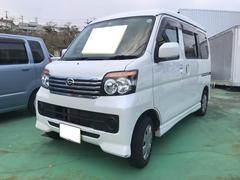 沖縄の中古車 ダイハツ アトレーワゴン 車両価格 45万円 リ済込 平成24年 15.8万K ホワイト