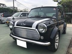 沖縄の中古車 ローバー ローバー MINI 車両価格 165万円 リ済込 2000年 4.9万K 紺II