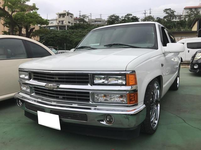 沖縄県の中古車ならシボレー タホ LS