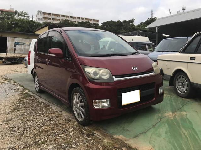 沖縄県の中古車ならムーヴ カスタム Rリミテッド