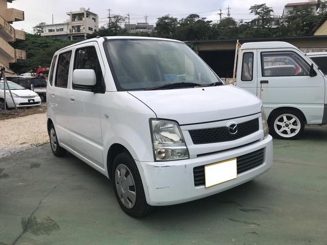 沖縄県の中古車ならAZワゴン スマートキー