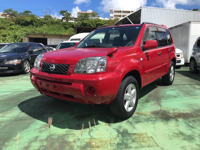 「日産」「エクストレイル」「SUV・クロカン」「沖縄県」の中古車
