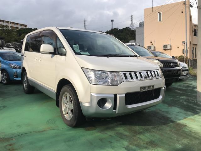 沖縄県の中古車ならデリカD:5 エクシードII