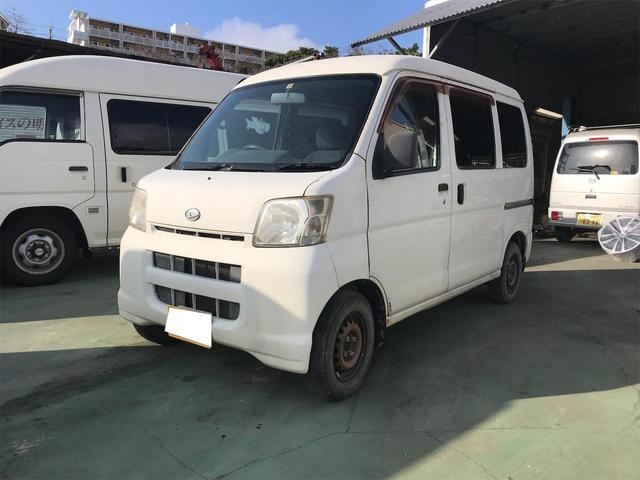 沖縄県の中古車ならハイゼットカーゴ クルーズ AM/FMラジオ エアコン 両側スライドドア オートマ