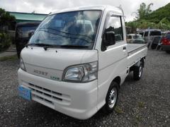 沖縄の中古車 ダイハツ ハイゼットトラック 車両価格 37万円 リ済込 平成17年 12.7万K ホワイト