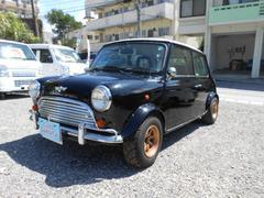 沖縄の中古車 ローバー ローバー MINI 車両価格 50万円 リ済込 1995年 13.4万K ブラック